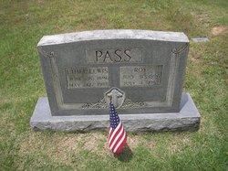 Ethel <I>Lewis</I> Pass