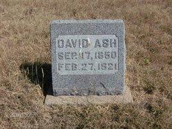 David Ash