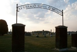 Lutheran Ridge Cemetery