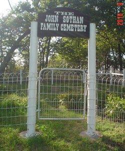 John Sothan Family Cemetery