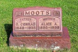 Alice Ann <I>Line</I> Moots