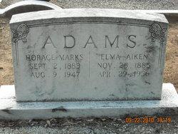 Horace Marks Adams