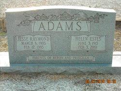 Helen <I>Estes</I> Adams