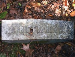 Harriet <I>Ashcraft</I> Huntley