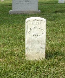 Pvt John T. Nichols