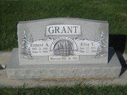 Ernest Artell Grant