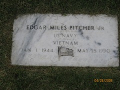 "Edgar Miles ""Eddie"" Pitcher, Jr"