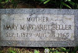 Mary Margaret <I>Bourne</I> Beller