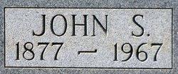 John S Hutcherson
