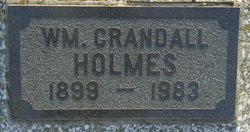 William Crandall Holmes