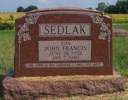 John Francis Sedlak