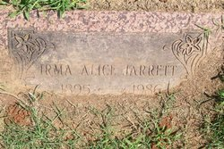 Irma Alice Jarrett
