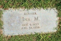 Ina M. Purdy