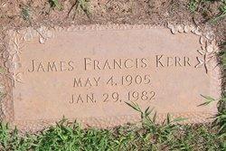 James Francis Kerr
