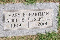 Mary E. <I>Wright</I> Hartman
