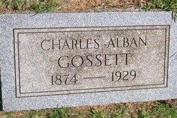 Charles Alban Gossett