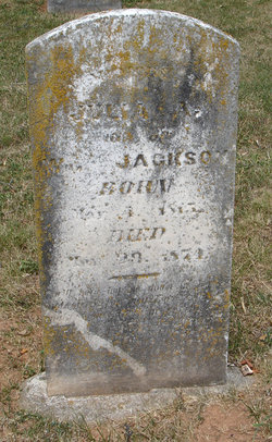 Julia Ann <I>Woodard</I> Jackson
