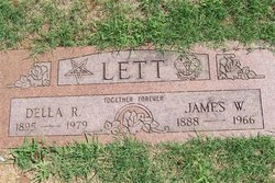 "Jessie Adell ""Della"" <I>Reddin</I> Lett"