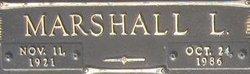 Marshall Lee Hill