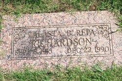 Valasta B. <I>Repa</I> Richardson