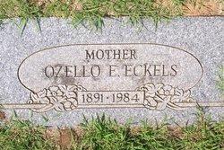 Ozello E. <I>Pugh</I> Eckels
