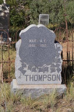 Mary A.E. Thompson