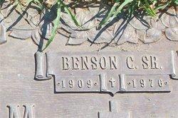 Benson Clark Steddum, Sr