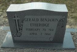 Gerald Benjamin Etheridge