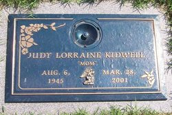 Judy Lorraine Kidwell