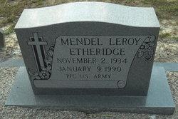 Mendel Leroy Etheridge