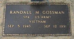 Randall M. Gossman
