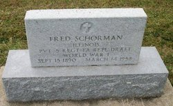 Fred Schorman