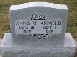 Anna M. Arnold