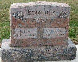 Sieterlina Groothuis