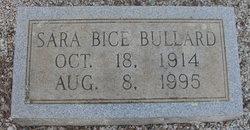 Sara Bice Bullard