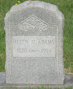 Helen M. Adams