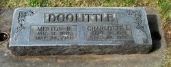 Charlotte <I>Luff</I> Doolittle