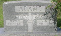 Ernest Thomas Adams, Sr