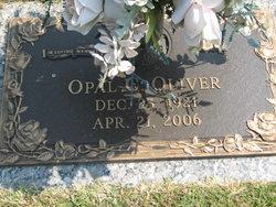 Opal C. Oliver
