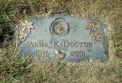 Alma K Doctor