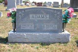 Evelyn Martha <I>Litz</I> Adams
