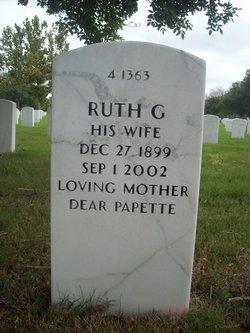 Ruth Gertrude <I>Bowen</I> Brod