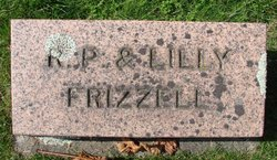 Lilly <I>Porter</I> Frizzell