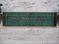 Inez I. <I>Mayer</I> Blanck