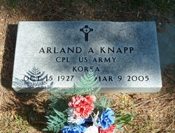 Corp Arland A Knapp