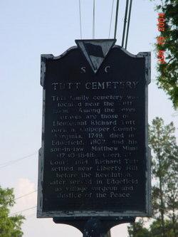 Tutt Cemetery