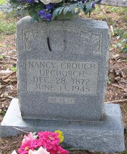 Nancy <I>Crouch</I> Upchurch