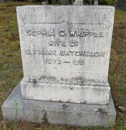 Sophia C. <I>Whipple</I> Batchelor