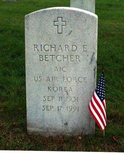 Richard Earnest Betcher