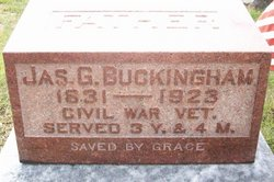 James G. Buckingham